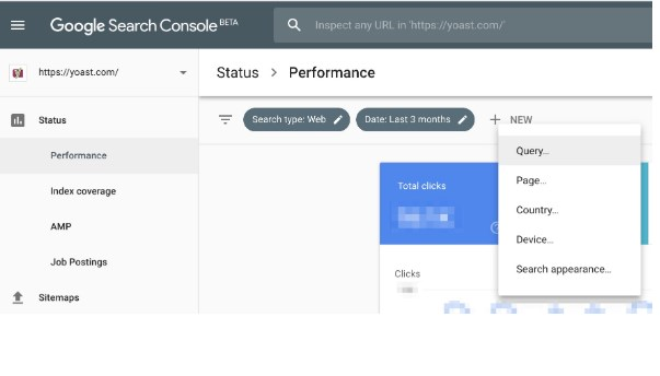 google searchconsole