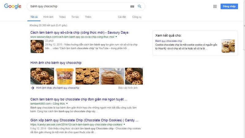 Bánh quy chocochip